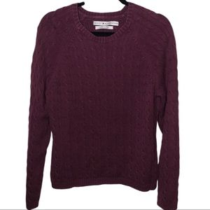 Tommy Hilfiger Cable Knit Sweater XL